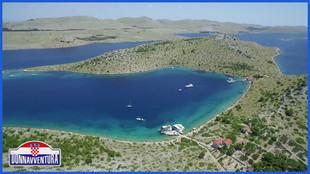 """Navigando lungo la costa Croata"""