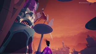 Solar Ash, il trailer di gameplay