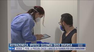 Breaking News delle 16.00   AstraZeneca, ipotesi seconda dose diversa