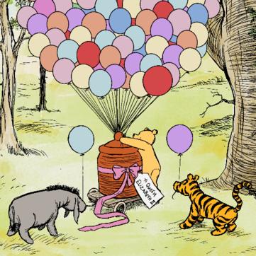 """""""Winnie the Pooh e l'avventura Reale"""", l'orsetto festeggia con la Regina"""