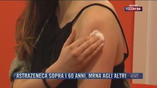 Breaking News delle 21.30 | Astrazeneca soprai i 60 anni, mrna agli altri