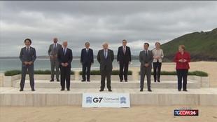 G7, Draghi indica la rotta all'insegna della fiducia