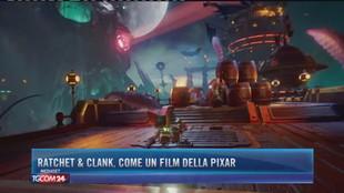 Ratchet & Clank, come un film della Pixar