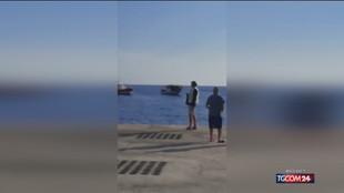 Migranti, a Lampedusa 1230 arrivi in un giorno