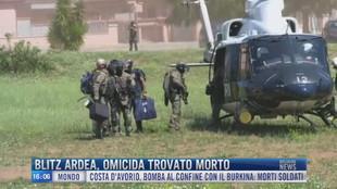 Breaking News delle 16.00 | Blitz Ardea, omicida trovato morto