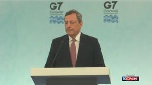 Draghi: linea su Cina è la nostra, cooperare con franchezza