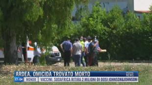Breaking News delle 17.00 | Ardea, omicida trovato morto