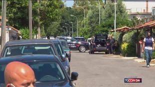 Ardea: nella via si è udita una esplosione, forse lo sparo con cui il killer si è tolto la vita