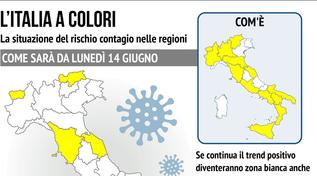 L'Italia quasi tutta