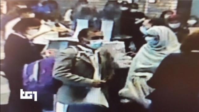 Saman,la fuga dei genitori in Pakistan ripresa dalle telecamere dell'aeroporto