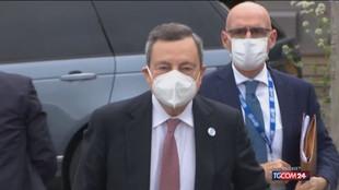 Draghi tra G7 e vertice Nato