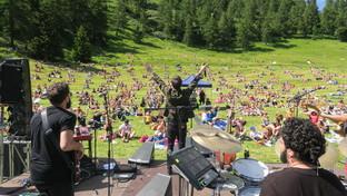Musica open air: la montagna suona bene