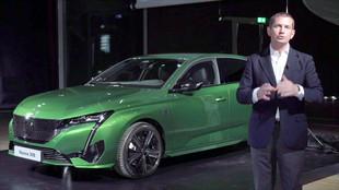 Peugeot presenta la nuova 308