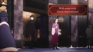 The Great Ace Attorney Chronicles, il trailer della storia