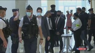 Finanziamenti illeciti, Sarkozy in tribunale