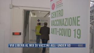 Breaking News delle 21.30 | Via libera al mix di vaccini agli under 60