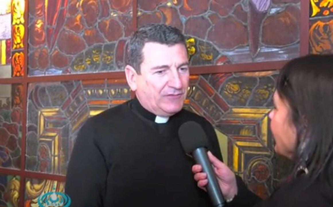 Da conduttore tv a prete, Fabrizio Gatta prende i voti