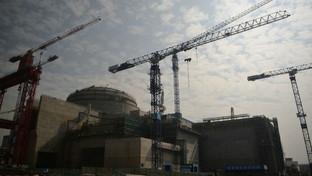 La centrale atomica diTaishanin Cina