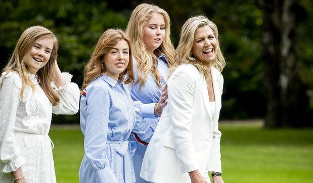 La principessa Amalia d'Olanda rinuncia a milioni di euro