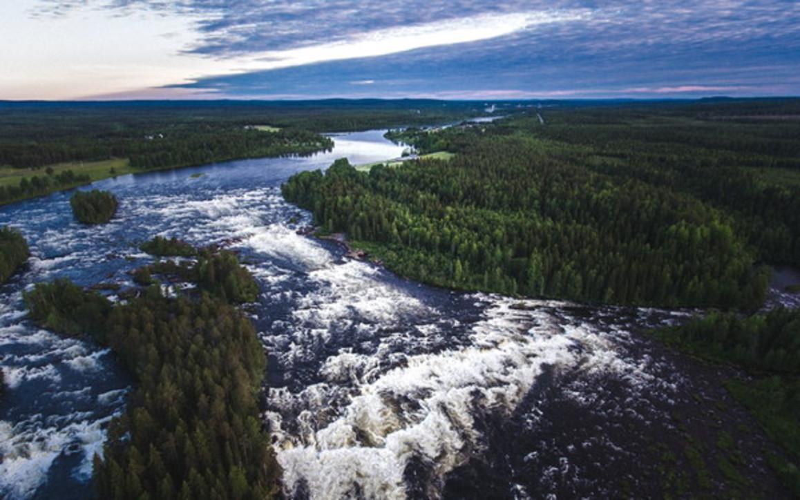 Lapponia svedese, per immergersi nella natura selvaggia