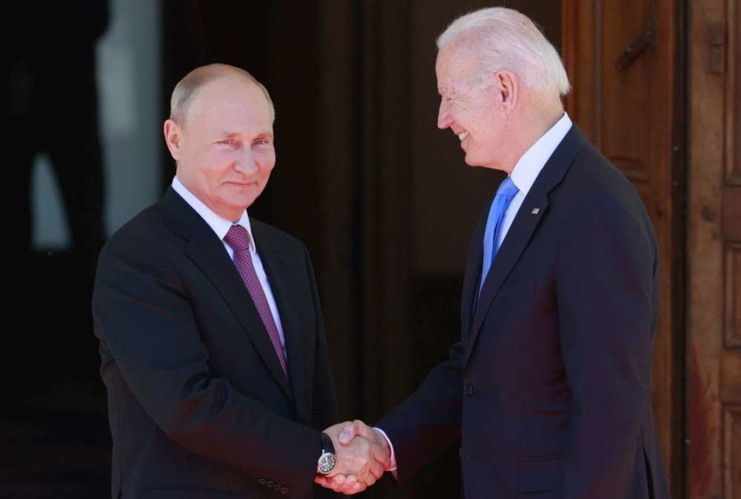 A Ginevra il vertice tra Joe Biden e Vladimir Putin