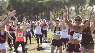 Cervia: il fitness che aiuta le donne in difficoltà