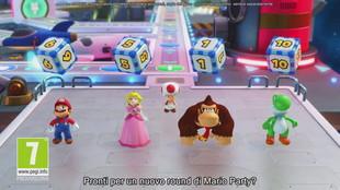 Mario Party Superstars, il trailer di annuncio