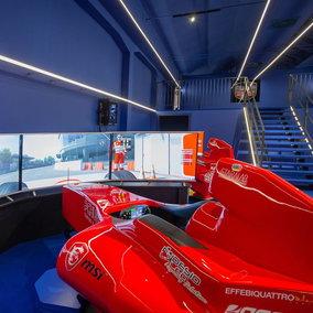 McSim Monza torna in pista: il centro di simulazione riapre dopo il lungo lockdown