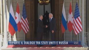 Breaking News delle 21.30 | Riparte il dialogo tra Stati Uniti e Russia