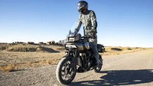 Harley-Davidson e il motore Revolution Max