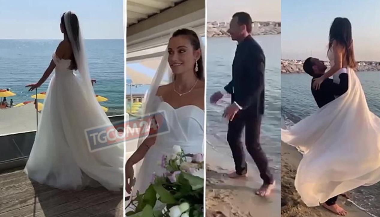 Costantino Vitagliano si sposa, il sì in riva al mare ma…