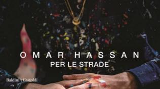 """L'artista milanese Omar Hassan, autore di """"Per le strade"""""""
