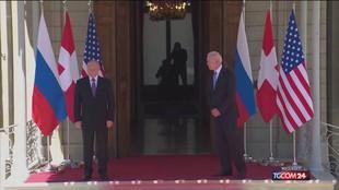 Usa-Russia, il vertice del disgelo tra Biden e Putin
