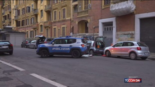 Roma, ordigno artigianale sull'auto del dirigente Doria