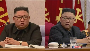 NordCorea, Kim ammette carestia