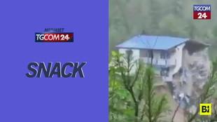 Fortissima alluvione colpisce il Nepal: morti e dispersi