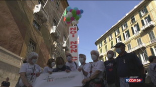 Accordo tra governo e Autostrade: proteste a Genova