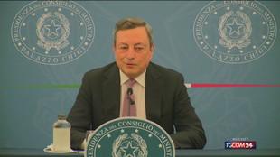 Vaccini, che pasticcio: l'intervento di Draghi