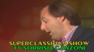 """Quando Gerry Scotti cantava """"Let's show (Salute!)"""" a """"Superclassifica Show"""" nel 1989"""