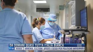 Breaking News delle 11.00 | Da domani quasi tutta Italia bianca