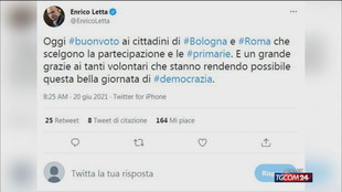 Primarie Pd al via, si vota a Roma e a Bologna