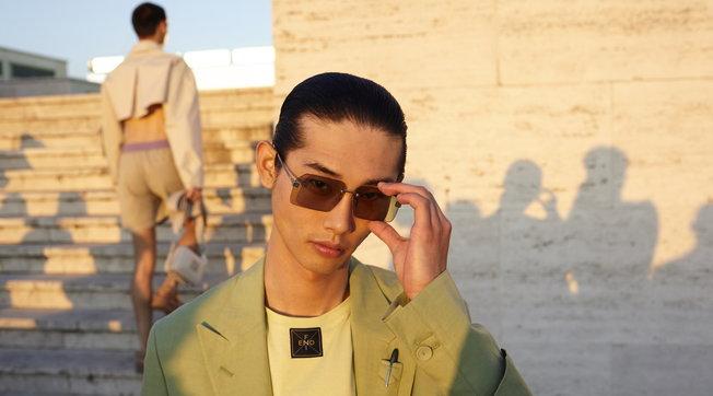 Sfilate Milano Fashion Week 2021: Fendi, i look della sfilata uomo