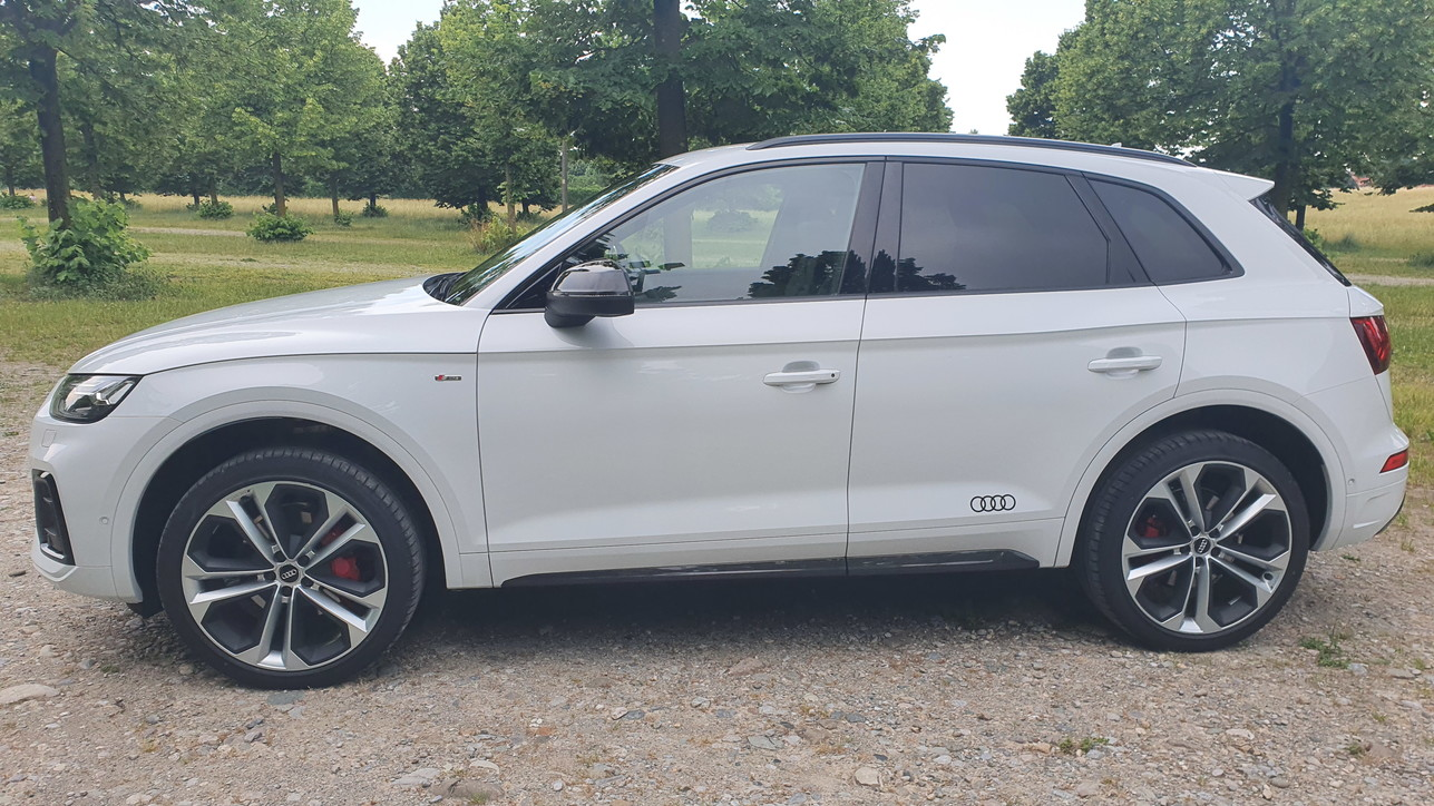 5.000 km con Audi Q5 40 TDI S tronic