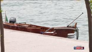 Morte sul lago di Garda