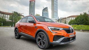 Il cuore della tecnologia ibrida Renault