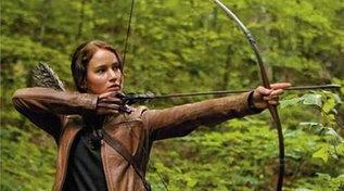 """""""Hunger Games"""", le immagini del primo film della saga"""