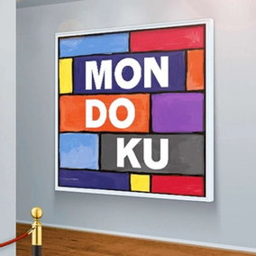 Mondoku, enigmi portatili in un museo d'arte moderna virtuale