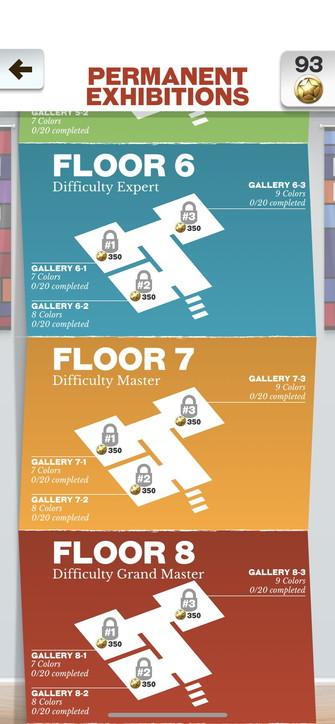 Mondoku, le immagini del Sudoku ambientato in un museo