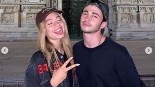 Riki Marcuzzo fidanzato con la modella Ella Ayalon, le prime foto social