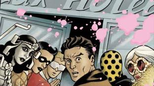 """""""Gli uomini della settimana"""": ecco la nuova saga a fumetti di eroi non convenzionali"""